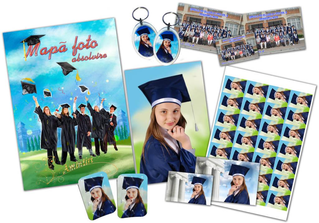 MapaFoto absolvire
